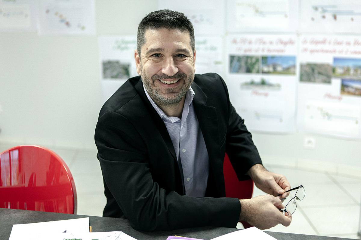 Actualité: Bienvenue à Frédéric Cuinat